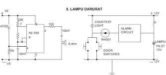 aneka rangkaian elektronika sederhana