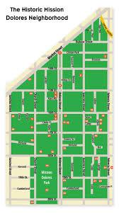 Neighborhood Map Neighborhood Map Mission Dolores Neighborhood Association
