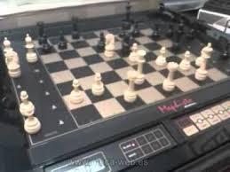 Chess Table Amazon Mephisto Phantom Robot Chess Computer Youtube