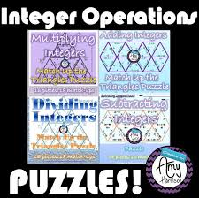 integer operations teaching math in a virtual reality