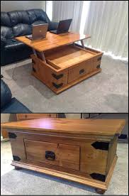 coffee table handcrafted wooden coffee table diy supplies 3 12