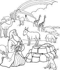 noahs ark coloring pages 10 noah ark coloring pages