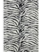 black and white zebra area rug the adorable of zebra carpet