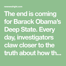 the end is coming for barack obama s state every day