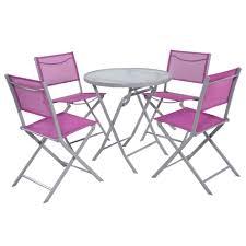 Folding Patio Chairs Folding Patio Furniture Set