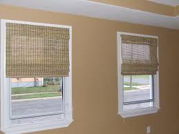 ideas bamboo window blind cordless bamboo shades bamboo roman