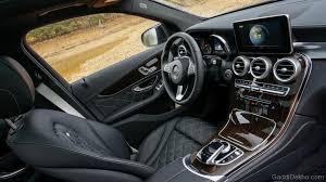 mercedes inside mercedes glc inside look car pictures images gaddidekho com