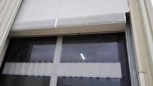 rideau chambre froide rideau d air mural industriel professionnel pour chambre