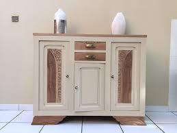 petits meubles de cuisine buffet vintage deco sculpte et peint meubles et rangements par