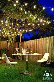 outdoor patio string lights ideas outdoor strand lighting string lighting event services outdoor