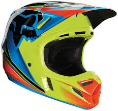 motocross helmet and goggles fox pullover hoodies fox v4 race helmets motocross blue yellow