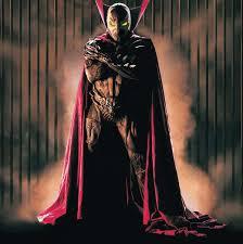 Judge Dredd Halloween Costume Burnt Man Walkin U0027 U0027spawn Movie U0027 Written Ready