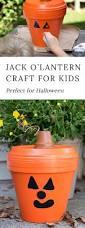 how to make a terracotta pot jack o u0027lantern craft