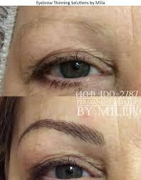 atlanta permanent makeup eyeliner eyebrows