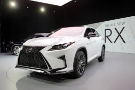 lexus gs india 2016 lexus rx first look 2015 new york auto show youtube