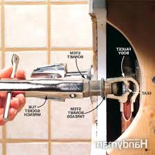 how to replace bathtub faucet stem how to replace bathtub faucet replace bathtub faucet stem seat