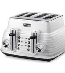 Delonghi Vintage Cream Toaster Delonghi Retro Cream 4 Slice Toaster In Chorley Lancashire