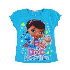 Doc Mcstuffins Costume Online Shop 2017 Summer Clasical Doc Mcstuffins Costume T