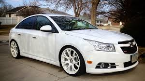 need to add these rims to our white chevy cruze cars ride the