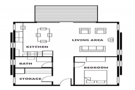 small 3 bedroom lake cabin with open and screened porch 3 small fish house floor plans simple cabin floor plans simple