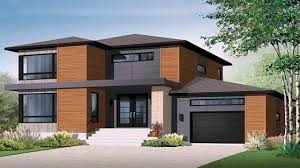 House Plans Walkout Basement Modern House Plans With Walkout Basement Youtube