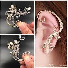 earcuffs online fashion jewelry ear cuff rhinestone earrings ear cuff