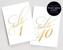free table number templates template for table numbers ivedi preceptiv co