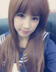 Blue Ash Color by Chorong Ash Blond Hair Color And Fresh Look Blue Color Blends
