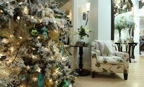 blue christmas decorating designer custom source blog