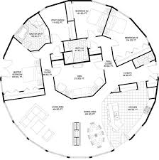 round homes floor plans hobbit house blueprints 274 best circular homes images on