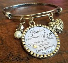 Mother Daughter Keepsakes Personalized Mother Daughter Bracelet Mother Daughter