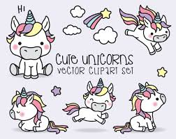cartoon unicorn clipart clipartxtras