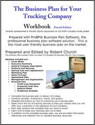 Trucking Spreadsheet The Business Plan For Your Trucking Company Transportation Biz