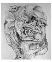 skull design by abigailrawlings on deviantart