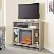 Electric Space Heater Fireplace by Corner Fireplace Tv Stand Wood Storage Cabinet Electric Space