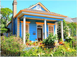 new orleans colorful houses new orleans homes and neighborhoods esplanade ridge homes in new