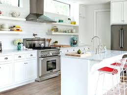 open shelving cabinets kitchen open shelving brackets hate these kitchens might convince