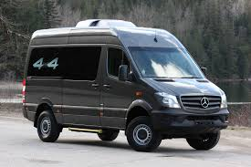 bagged mercedes wagon 2015 mercedes benz sprinter 4x4 first drive w videos autoblog