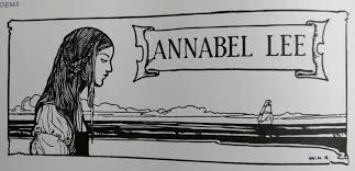 annabel lee by edgar allan poe annabel lee edgar allan poe nith