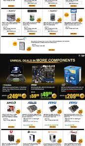 black friday best online deals live now newegg e blast super ultimate black friday sale is now live you