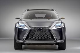 lexus black nx lexus gives us a sneak peak of the nx suv before beijing