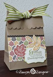 a thanksgiving treat bag s designs cards creations