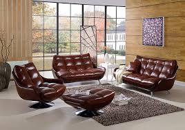 Cleaning White Leather Sofa by China Supplier High Grade European Style Customized Sectional