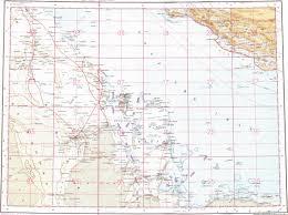 Doha Map Download Topographic Map In Area Of Doha Manama Jam Mapstor Com