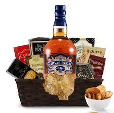 scotch gift basket buy chivas regal 18 year scotch gift basket online free shipping