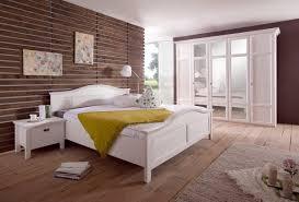 Komplettes Schlafzimmer Auf Ratenzahlung Schwebetürenschrank Kiefer Landhaus Weiss Modell Casa Massive