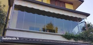 verande balconi verande in vetro per balconi con vetrate scorrevoli tutto vetro o