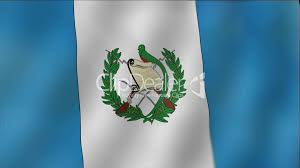 Guatemala Flag Guatemala Waving Flag Detail Royalty Free Video And Stock Footage