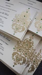 Mehndi Cards Past Projects Sijara Designs