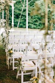 Outdoor Wedding Chair Decorations 927 Best Wedding Ceremony Images On Pinterest Wedding Ceremony